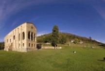 Asturias, monumentos artísticos