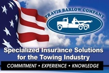 Travis Barlow Company / When it comes to towing and recovery insurance/auto transporter insurance, standard solutions just won't do.  For over thirty years, we have offered the best insurance products on the market as well as contributing to the growth advancement and professionalism of the towing and recovery  and auto transporter industries. www.travisbarlow.com