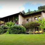 Conoce nuestro hotel rural / Pequeño hotel rural con 3 habitaciones en Asturias. Vistas increíbles.Cottage with 3 rooms in Asturias, north of Spain. Amazing views.