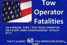 In Memory and Honor / Dedicated to the men and women who have lost their lives in the line of service to the towing and recovery industry.  www.travisbarlow.com
