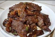 Ono Kine Beef / by Tita 808 & Ono Kine Recipes