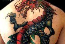 Fred Stefani Tattoos / Tatuagens de Fred Stefani, tatuador do Orifinal Dragão Tattoo Studio - Savassi - BH
