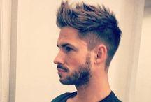 Hair {men} / Herenkapsels