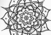 Mandalas / So much art and so much wow