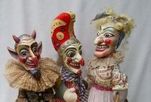 Puppet Show / Macabre Puppet Theater Featuring Punch and Judy / by Van Hooten Pier