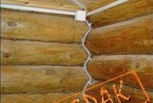 Брак при электромонтаже. Как не надо делать))) / Грубые ошибки при монтаже электрики.