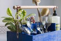 Мытье посуды в экостиkе / Чистая посуда без химии