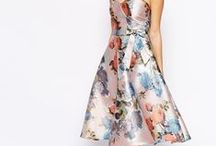 Flower Power: Floral Print Dresses