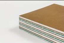 mishmash / mishmash is a side stitched notebook full of different textures, colors and paper weights. As the brand's flagship, mishmash is a notebook ready for every occasion, perfect for versatile people who need numerous types of papers close to them.