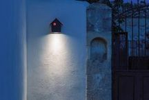 LUCE FUORI / OUTDOOR COLLECTION Luce Fuori è la nostra proposta di corpi illuminanti per l'esterno. Sono luci delicate e smaterializzate, pensate per considerare il giardino o il terrazzo come a un'altra stanza della casa …    Luce Fuori is our offer for outdoor lamps. They are gentle and dematerialized, thought to consider the garden or the terrace as another room of the house …