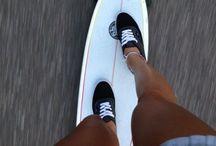 Adrénaline / Longboard, sports extrêmes.