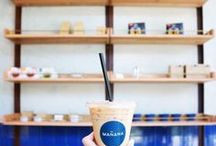 Mañana / Mañana features cold-pressed juice, locally-roasted coffee and a rotating menu of house-made pastries and snacks in Austin, Texas.