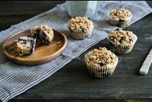 muffins + breads  