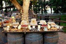 Country Shabby Chic Wedding