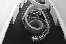 креативные здания,интерьеры