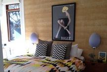 Art in Action / Photos of vintage posters in their new environments. We love seeing these photos from customers. It's amazing how art can change the feeling of a room! Read more about decorating with posters on our blog: http://rossartgroup.wordpress.com/2012/10/08/does-a-picture-tell-1000-words/!  / by The Ross Art Group
