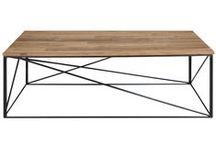 Indoor/outdoor table ideas