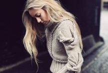 Sweaters / by Elizabeth Burns