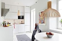 Inspiring Home Interiors / Secto Design lights are used in both private and public spaces. We love seeing the beautiful new homes of the Secto Design lights after they have left Finland. Welcome to pop in to these amazing interiors with us!
