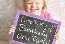 Ethel's party idea / Some idea to organise the birthday of my little one / by Iris Choupinours