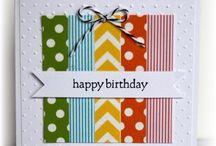 Verjaardag/collega's ideeën