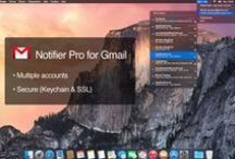 Mia for Gmail / A desktop email client for your Mac, without a browser !