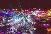 Eat, Sleep, Rave, Repeat! / EDC: Electric Daisy Carnival! Totally on my bucket list! <3 / by Donica Zazzi