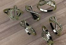 INFINITY RINGS / Infinity rings 3d design jewelry cad gemvisiov matrix
