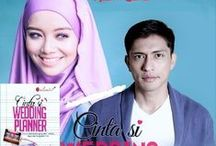 Cinta Si Wedding Planner (Behind the scene) / Drama: Cinta Si Wedding Planner Director: Along Kamaruddin Main Actor: Adi Putra  Peninsula scene appearing in Episod 11 scheduled for 7.30pm January 18, 2015 (Monday) at Akasia Slot #TV3 #CintaSiWeddingPlanner