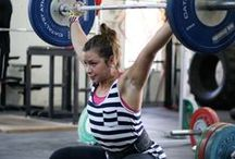 Movements / Olympic Weightlifting Movments