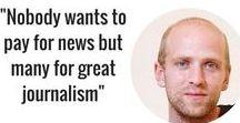 Periodismo web / Periodismo web: entre el #precariado y la #ilusión. #periodismoweb