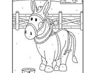 Let's Practice Coloring / We have a selection of coloring sheets that are great fun.  Color a calendar, meet the magical signs of the zodiac, take pride in the flags our nation has flown during times of peace and war, or choose your favorite whimsical character to bring to life with color.  Wonderful learning tools for pre-K students and pre-schoolers.