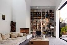 breathing space / spaces to inhabit that give a sense of light, freedom and creative living