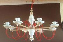 Bassethoundsfactory / In anteprima assoluta nelle nostre vetrine, le geniali lampade create da Annamaria e Giovanni.  http://www.bassethoundsfactory.com/