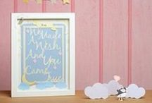 Wall Art Quotes Framed / Beautiful handmade personalised framed papercut art with with inspirational or lovely words!  All handmade and available to buy from www.pinkpuffincrafts.co.uk