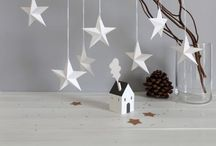 Christmas Paper Craft / Christmas AND papercraft, I think I will explode with joy!