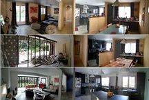 Habitations | Rénovations & agrandissements / Des sociétés à votre service pour l'aménagement de vos espaces de vie (maisons, appartements, villas...)