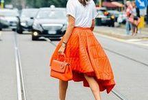 Fashion // Streetstyle / by Charlotte Janssen