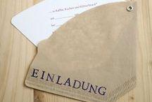 Karten & Einladungen / Möchtet ihr Postkarten oder Einladungskarten selbst gestalten oder sucht nach einer individuellen Lösung für Danksagungen? Dann seid ihr hier genau richtig!