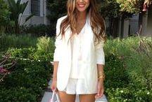 Fashion // White / by Charlotte Janssen