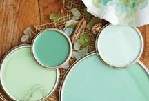Colour // Pastel Mint Green / by Charlotte Janssen
