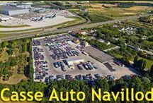 Casse auto navillod / Pièces détachées de voitures chez Navillod (Goussainville - 95)