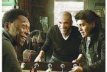 Football et sport : eux c'est la classe !!! / Joueurs de football et grands sportifs qui ont marqués leur époque.