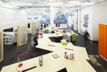 Work Space   Open Office