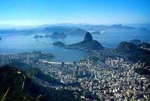 LANDSCAPES RIO DE JANEIRO, BRAZIL / RIO PAISAJES DE JANEIRO, BRASIL