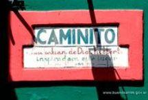 LANDSCAPES BUENOS AIRES, CAMINITO / PAISAJES DE BUENOS AIRES, CAMINITO