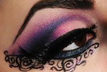 eyes, lips, nails....