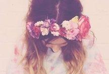 flower crowns / ριи αѕ мυ¢н αѕ уσυ ωαит вυт ιf уσυя gσιиg тσ ριи αℓσт αт ℓєαѕт fσℓℓσω