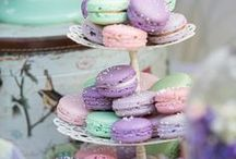 Food // Macarons / by Charlotte Janssen