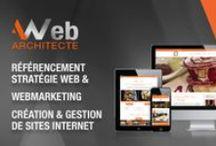 WebNews. Le p'tit quotidien du web / Toute l'actualité de nos clients sur Pinterest